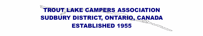 Trout Lake Campers Association